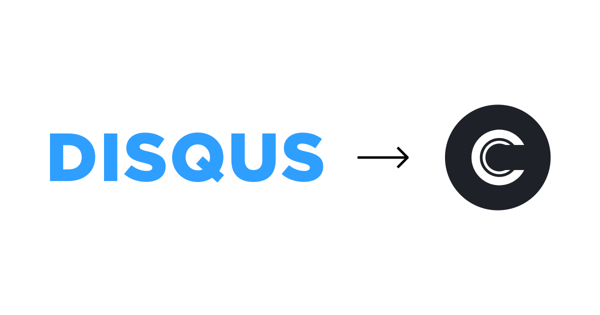 Why I Replaced Disqus and You Should Too - victorzhou com